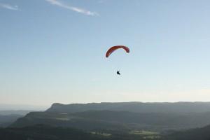 El Berguedà vol ser punt de pas i parada de la prova de parapent X-Pyr