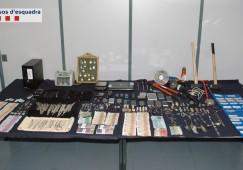 Desarticulada una organització criminal que havia comès 42 robatoris a Catalunya, també al Berguedà