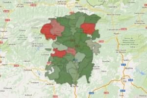 Berga redueix l'endeutament però es manté al capdamunt del rànquing dels ajuntaments catalans amb més deute viu