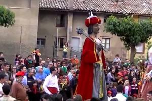 Arrenca la Patum de la Pietat, enguany amb un dia més d'actes patumaires