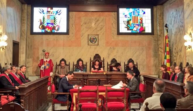 La Patum 2019 - Ple de l'Ascensió i sortida del Tabal @ Ajuntament de Berga