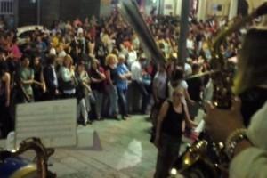 Nit de Cap d'Any Patumaire a Berga, on s'hi esperen unes 400 persones