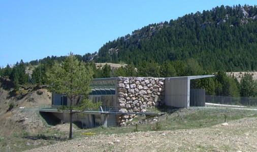 El Centre d'Interpretació de Fumanya entrarà en servei entre l'hivern i la primavera que ve