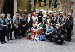 Queralt 2016 fa l'entrega del Cove i lliura 700 euros a les entitats socials de Berga