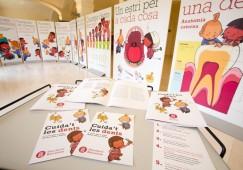 Els infants de Guardiola de Berguedà aprenen a cuidar-se les dents