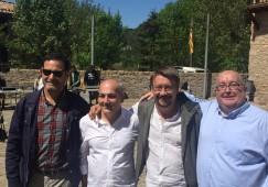 En Comú Podem presenta la campanya 'Del més petit al més gran' a Sant Jaume de Frontanyà