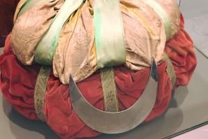 Berga obre l'exposició de peces històriques dels gegants de la Patum