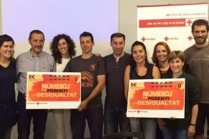 Creu Roja Berguedà organitza tres activitats per fer una gran recaptació pel Sorteig de l'Or