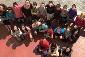 Els escolars de Berga faran trobades i activitats amb els avis de la residència