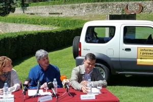 El Berguedà disposa d'un equip de 20 persones en la campanya d'estiu de prevenció d'incendis forestals