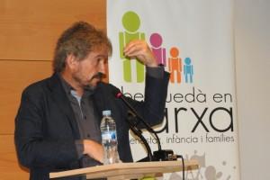 Èxit de participació a la cinquena Jornada del Berguedà en Xarxa, amb Carles Capdevila