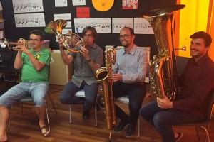 L'Escola de Música de Puig-reig amplia la seva oferta a l'aula associada de Gironella