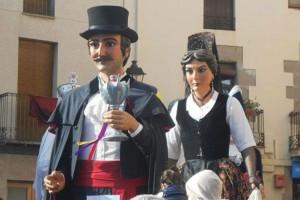 Els Gegants de Prats de Lluçanès celebren 30 anys amb una trobada que aplegarà 25 colles geganteres