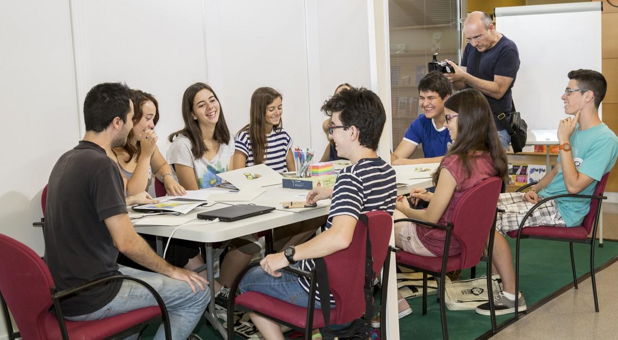 Arrenca el Fòrum de Joves Talents a Berga, amb 40 alumnes