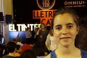 Una alumna de l'escola La Salle Berga guanya un dels premis Tinter de les Lletres Catalanes