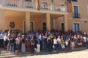 """David Font, alcalde de Gironella: """"hem ofert pis i serveis socials a la família de la víctima"""""""