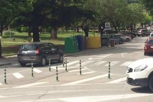 Els accidents de trànsit augmenten un 8,7% el 2015 a l'interior de Berga