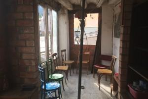 L'arquitecte descarta danys importants a la teulada del pis ocupat a Berga