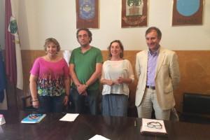Els grups polítics de Berga acorden fer un estudi per valorar la viabilitat del Parc de la Natura