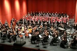 La Polifònica de Puig-reig ret homenatge a Ramon Noguera amb la interpretació de la 9a Simfonia de Beethoven amb la JONC