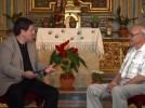 TV3 emet un programa especial des del santuari de Queralt