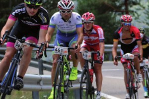 La marxa cicloturista la Ruta Minera, de Berga, aplegarà uns 600 participants