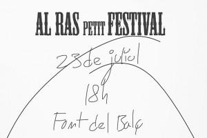 Més d'una desena d'artistes actuaran a Avià en la segona edició del festival Al Ras