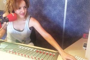 La periodista Anna Costa s'acomiada de l'audiència de Ràdio Berga