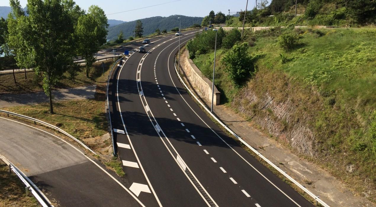 ERC a l'Alt Berguedà s'oposa al projecte previst a la C-16 i demana autovia de Berga a Bagà