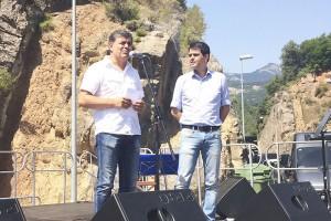 """Inaugurada la museografia de la Baells, """"un primer pas per convertir la presa en reclam turístic"""""""