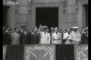 50 anys de la visita de Franco a Berga
