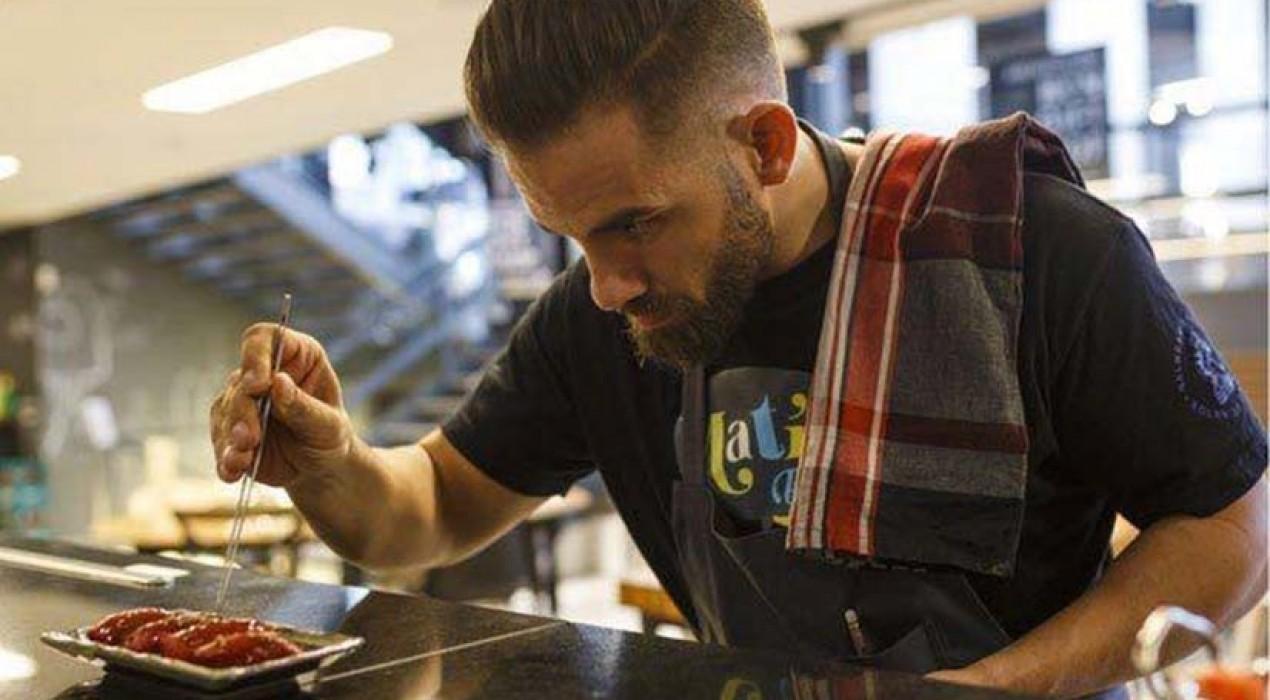 Marc Ribas serà un dels expositors de la Mostra Gastronòmica del Lluçanès