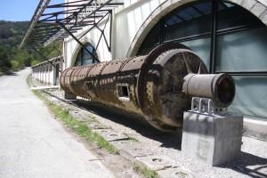 El Museu del Ciment de Castellar de n'Hug incorpora un molí de clínquer