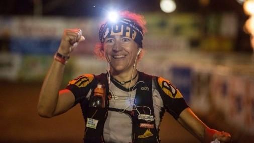 Núria Picas veu molt complicat participar a l'Ultra Pirineu 2016
