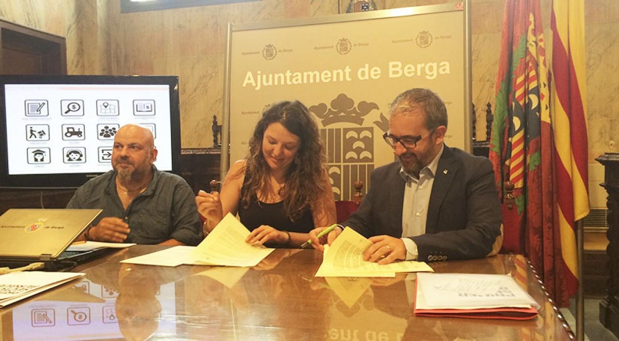 L'Ajuntament de Berga planteja un pla de revitalització del sector primari