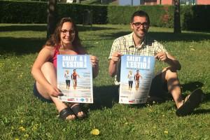 Berga proposa fer salut a l'estiu amb activitats esportives a la piscina