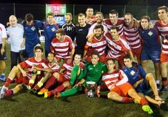 El Berga, campió de la segona Copa Queralt en derrotar l'Avià (2-0)
