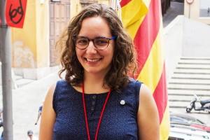 """Mònica Garcia (CUP): """"No serem a la processó perquè entenem que no és representativa de tot el poble"""""""