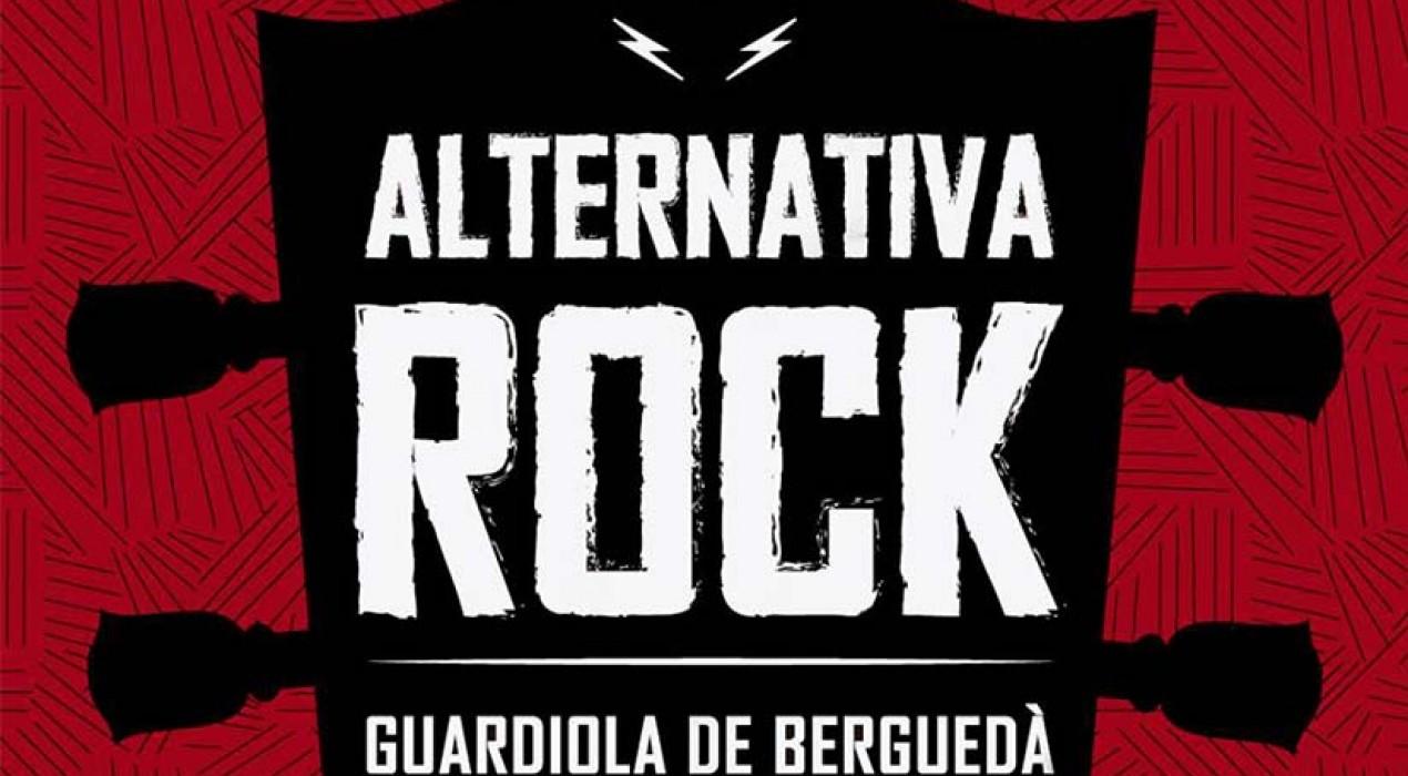 Andreu Martí i Vastard's són els caps de cartell de l'Alternativa Rock 2016