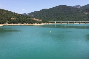 El Consell Comarcal del Berguedà manté la gestió del pantà de la Baells