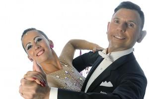 Els balladors berguedans Joan Boixader i Rosanna Camprubí busquen diners per competir arreu del món