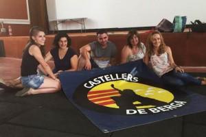 Els Castellers de Berga visitaran el centre de refugiats de Termòpiles, a Grècia