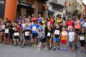 El berguedà Toni Baños guanya la 25a Cursa Popular de Bagà