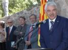 L'Estatut de Catalunya es va oficialitzar a Sant Jaume de Frontanyà fa deu anys