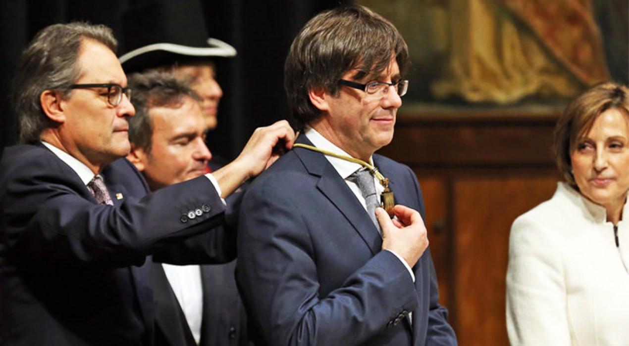 Carles Puigdemont assistirà a la Patum del Centenari