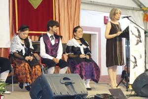 Maria Antònia Ortega presenta la dimissió com a presidenta de l'Associació de Veïns de la Valldan