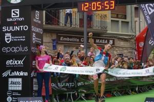 Miguel Heras guanya l'Ultra Pirineu