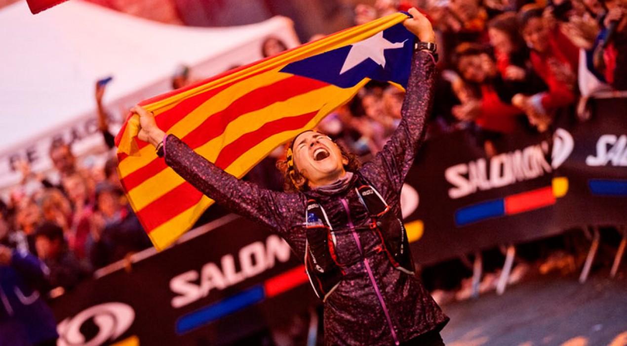 """Núria Picas: """"El manifest ens mostra tal com som: un poble lluitador i amb molta força"""""""