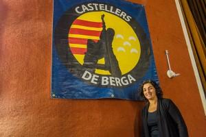 """Núria Rigola: """"La feina i l'esforç de tothom als assajos ha tingut la seva recompensa"""""""