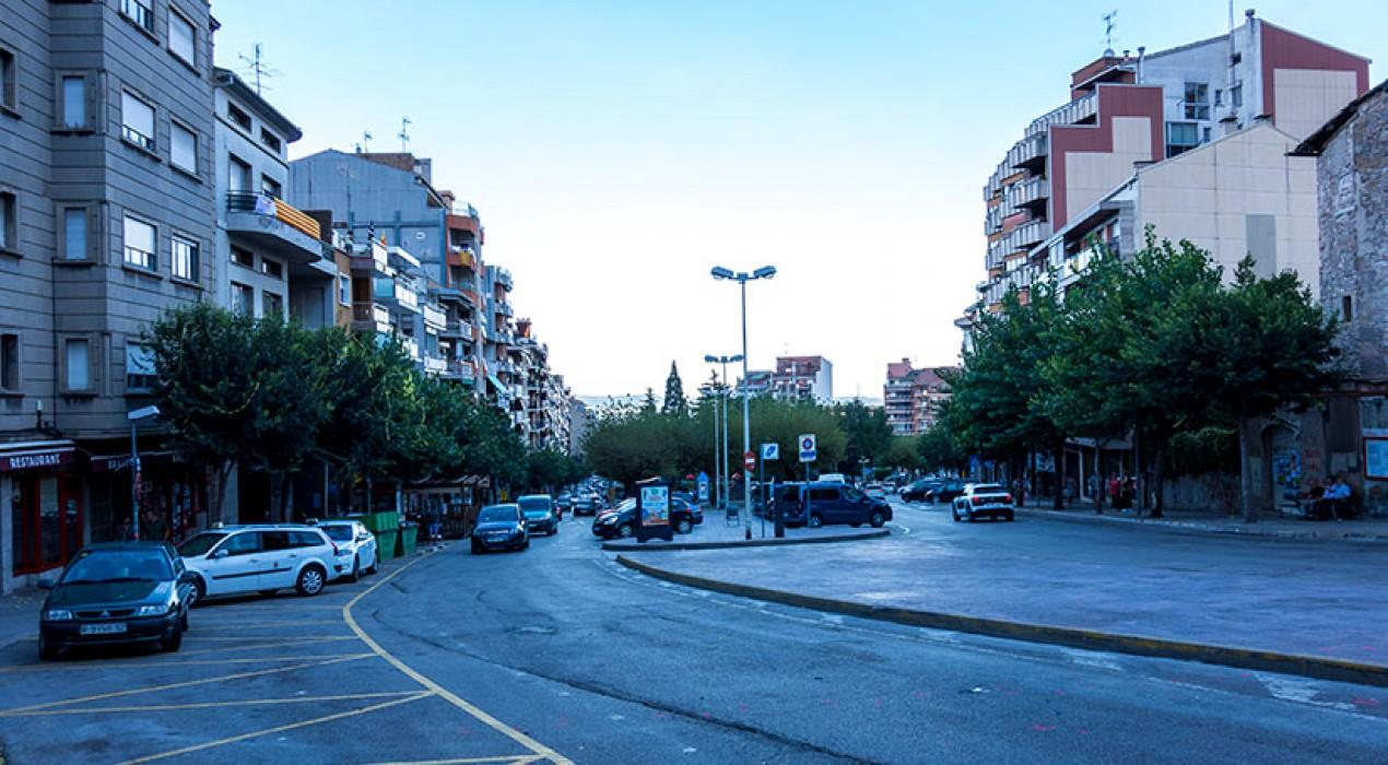 Augmenten un 9% els accidents de trànsit a l'interior de Berga